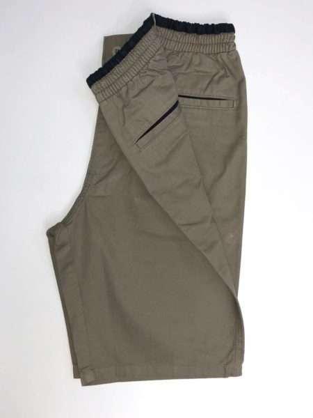viaandrea bermuda via andrea sarja peletizada com elastico na cintura 11