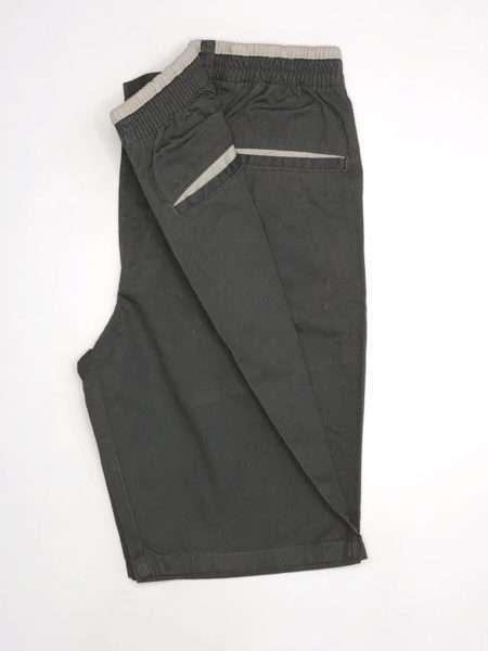 viaandrea bermuda via andrea sarja peletizada com elastico na cintura 23