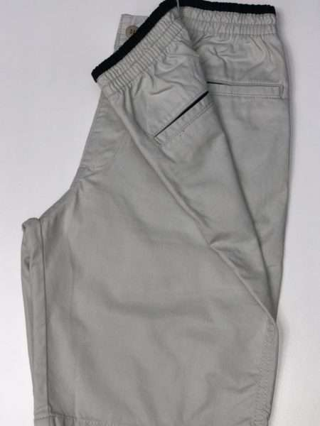 viaandrea bermuda via andrea sarja peletizada com elastico na cintura 3