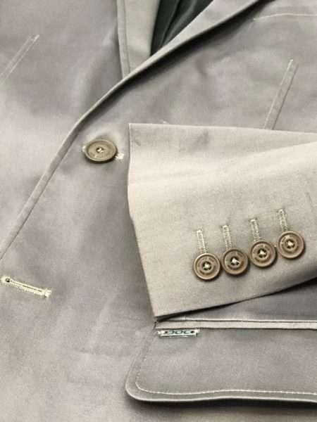 viaandrea blazer docthos inteiro forrado slim com elastano