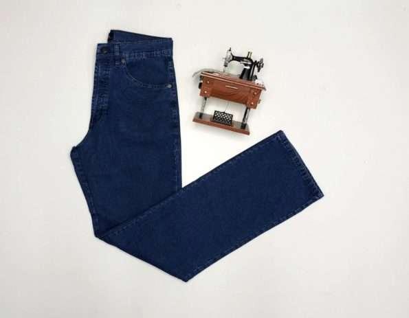 viaandrea calca jeans pierre cardin delave elastano