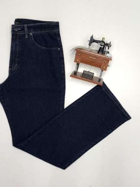 viaandrea calca jeans pierre cardn azul