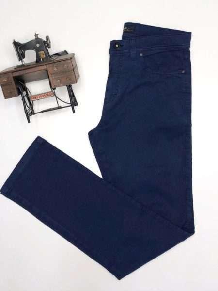 viaandrea calca sarja 5 bolso com elastano 2