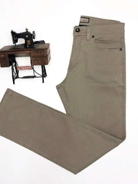viaandrea calca sarja 5 bolso com elastano 4