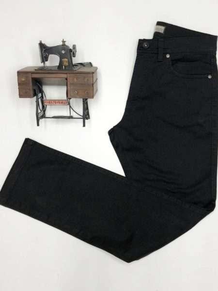 viaandrea calca sarja 5 bolso com elastano