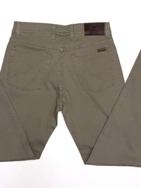 viaandrea calca sarja 5 bolso com elastano 5