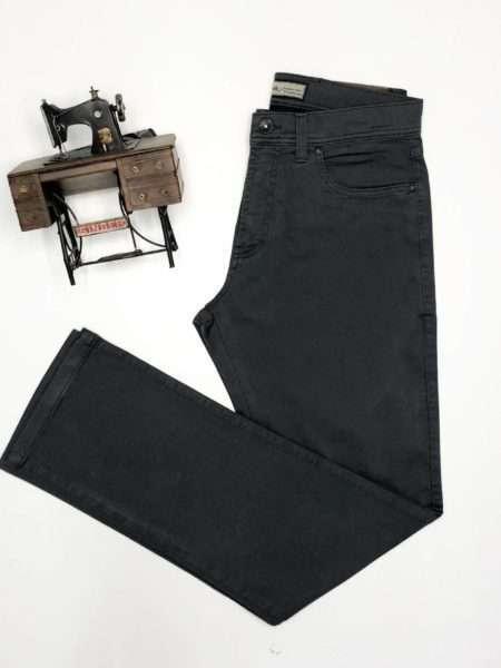 viaandrea calca sarja 5 bolso com elastano 7
