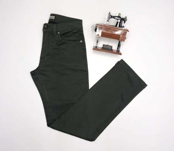 viaandrea calca sarja 5 bolsos com elastano
