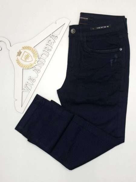 viaandrea calca jeans aramis destroer