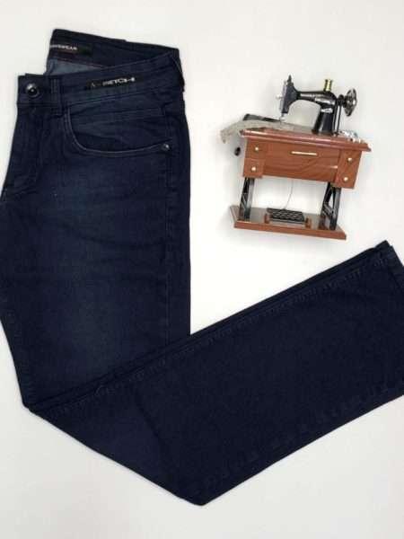 viaandrea calca jeans aramis londres com bigode