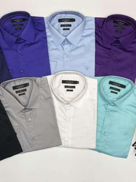 viaandrea camisa docthos manga longa slim 1