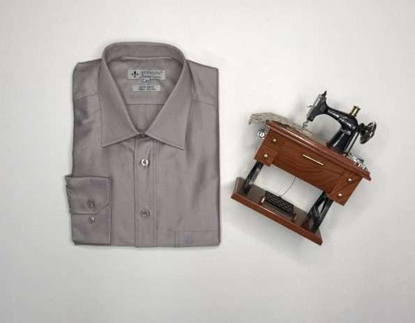 viaandrea camisa dudalina manga longa comfort fit com bolso 1