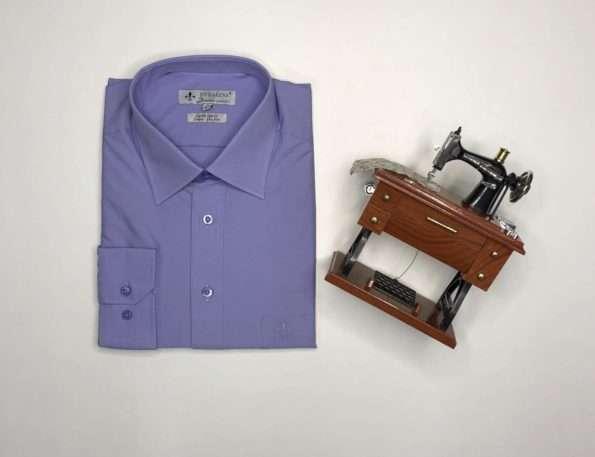 viaandrea camisa dudalina manga longa comfort fit com bolso 2