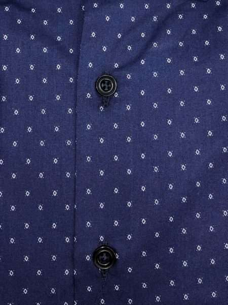 viaandrea camisa dudalina manga longa plus size confort fit trabalhado 1