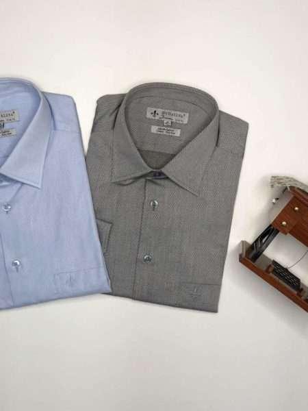 viaandrea camisa dudalina manga longa slim fit com bolso 4