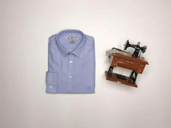 viaandrea camisa dudalina slim fit