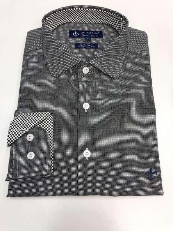 viaandrea camisa dudalina slim fit azul claro 7 1