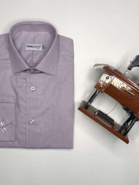 viaandrea camisa fideli manga longa slim fit 1
