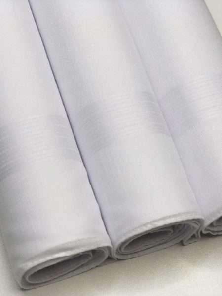 viaandrea lenco presidente kit com tres lencos finos 14