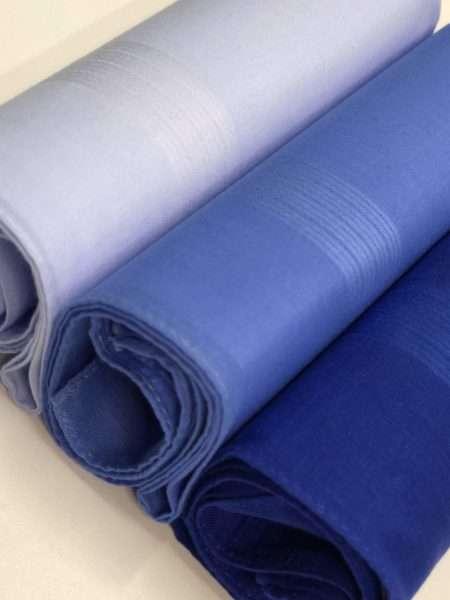 viaandrea lenco presidente kit com tres lencos finos 3