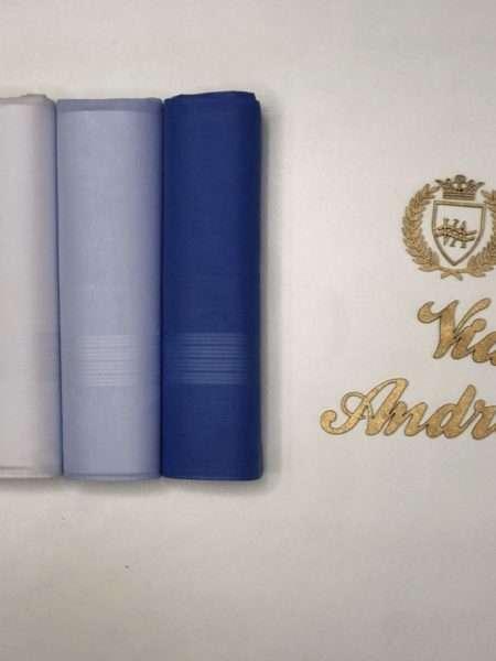 viaandrea lenco presidente kit com tres lencos finos 7