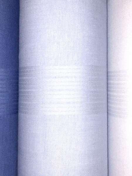 viaandrea lenco presidente kit com tres lencos finos 8