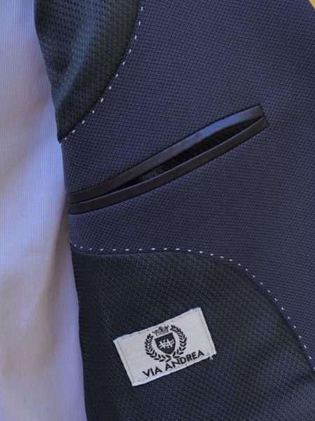 viaandrea terno costume danithais slim fit maquinetado plus size 2