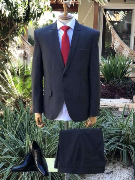 viaandrea terno costume danithais slim fit plus size 5