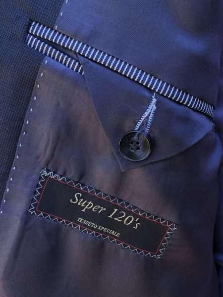 viaandrea terno costume fideli super 120s plus size 4