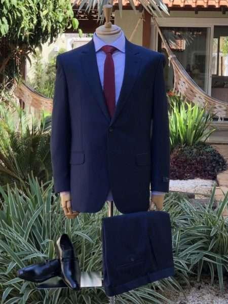 viaandrea terno costume fideli super 120s plus size