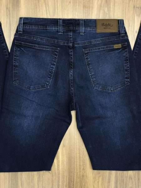 viaandrea calca jeans fideli cintura media lavado