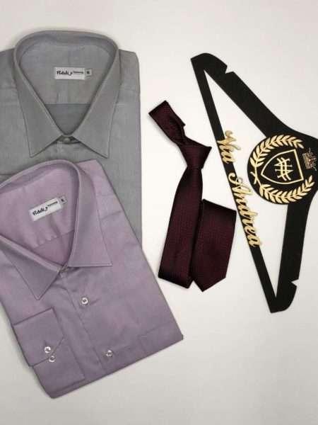 viaandrea camisa manga longa fideli regular fit com bolso