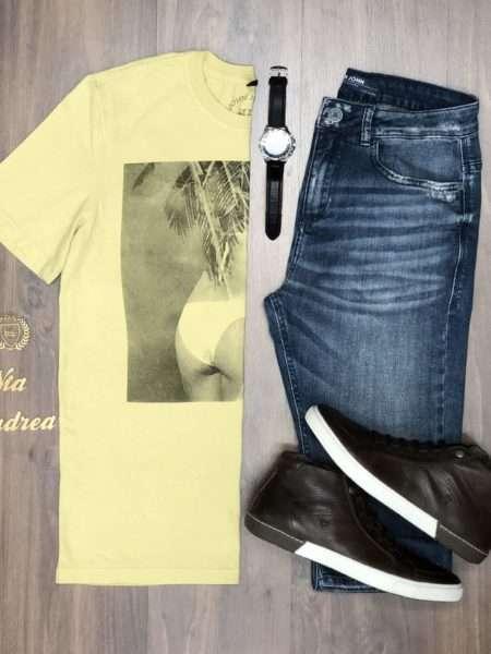 viaandrea camiseta t shirts jhon jhon rg bikini gl