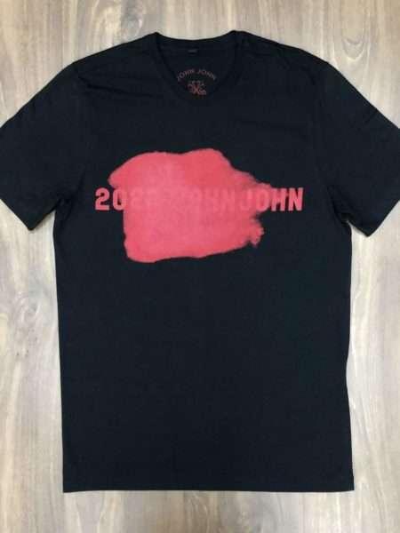 viaandrea camiseta t shirts jhon jhon rg red smudg 2