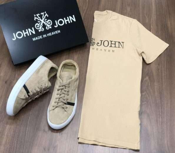 viaandrea t shirt john john rg jj basic 1