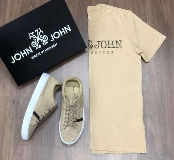 viaandrea t shirt john john rg jj basic