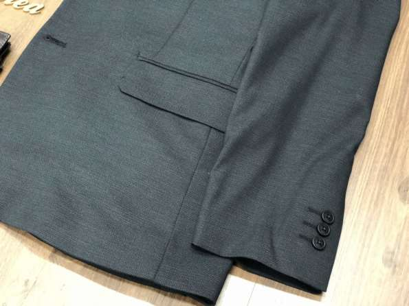 viaandrea blazer paleto docthos confort fit maquinetado 2