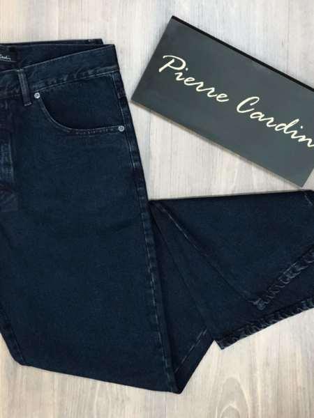 viaandrea calca jeans pierre cardin tradicional algodao 2