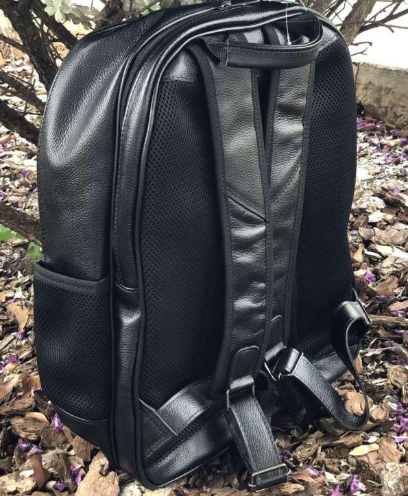 viaandrea mochila em couro com porta notebook 2
