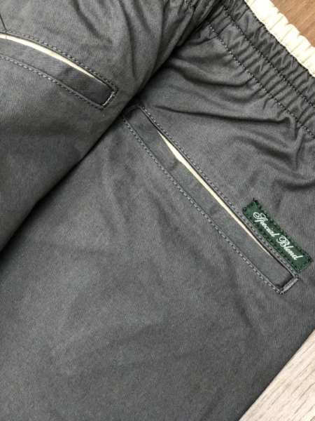 viaandrea bermuda via andrea sarja com meio elastico cintura 5