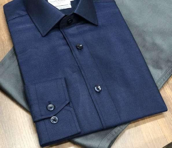viaandrea camisa fideli manga longa extrafine cotton 2