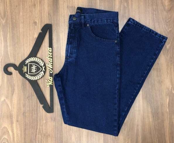 viaandrea calca jeans pierre cardin tradicional 5