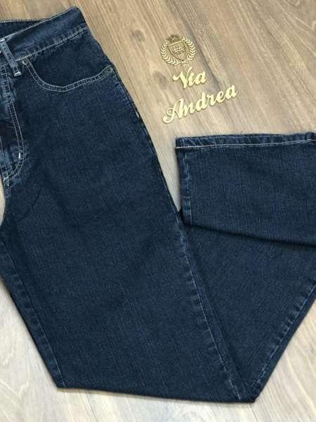 viaandrea calca jeans yves saint laurent