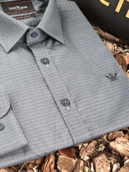 viaandrea camisa docthos manga longa minimalista 1
