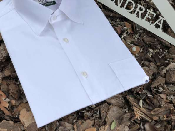 viaandrea camisa via andrea manga curta basica 4