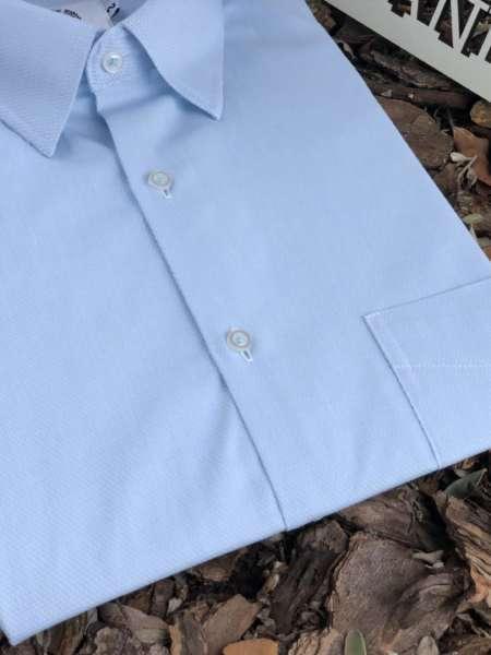 viaandrea camisa via andrea manga curta maquinetado 10