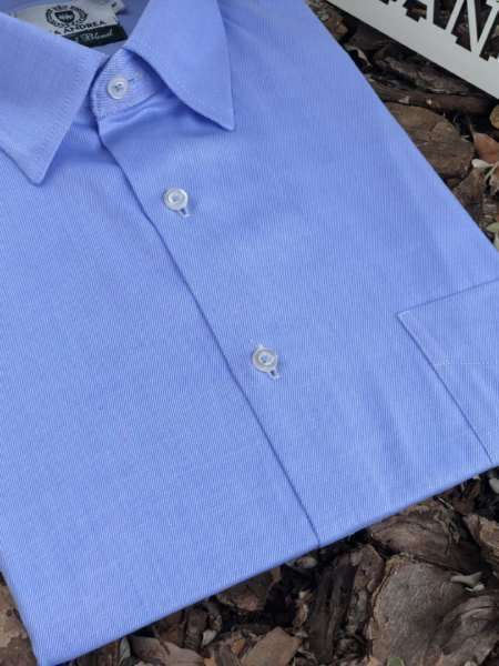 viaandrea camisa via andrea manga curta maquinetado 4