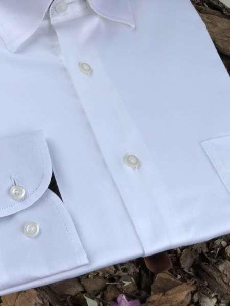 viaandrea camisa via andrea manga longa basica 5
