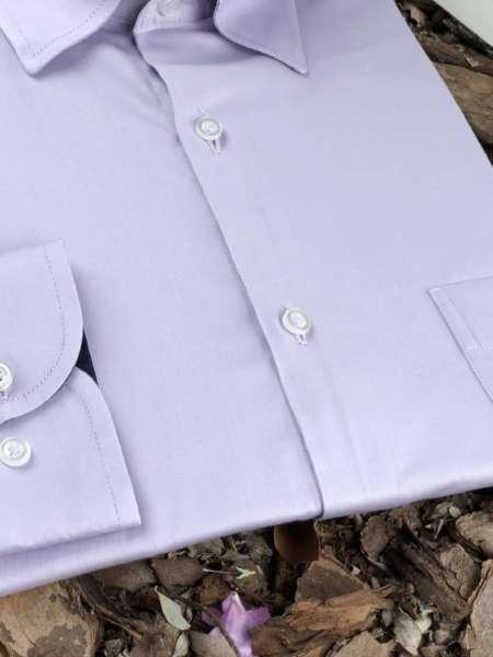 viaandrea camisa via andrea manga longa basica 9