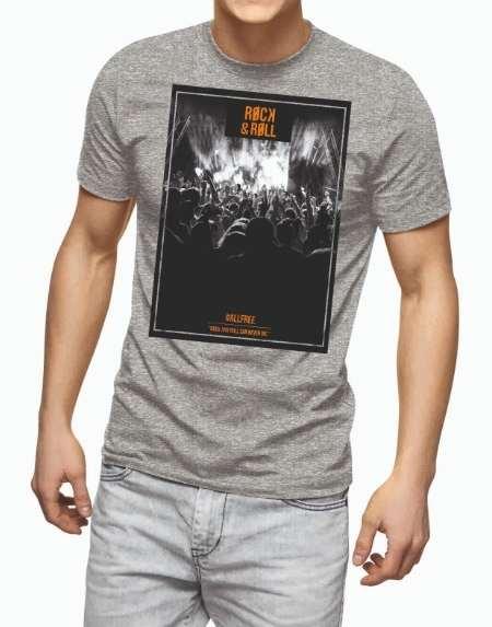 viaandrea t shirt all free rock e roll 2